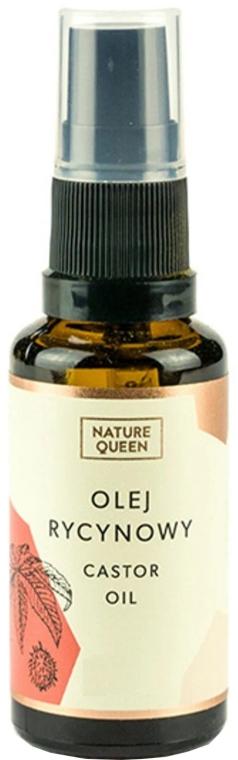 """Косметическое масло """"Касторовое"""" - Nature Queen Castor Oil — фото N1"""