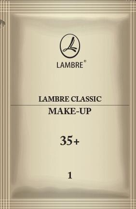 Тональный крем для лица - Lambre Classic Make-Up 35+ (пробник)