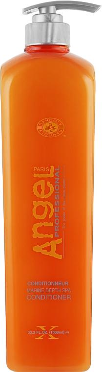 Кондиционер для всех типов волос - Angel Professional Paris Marine Depth Spa Conditioner