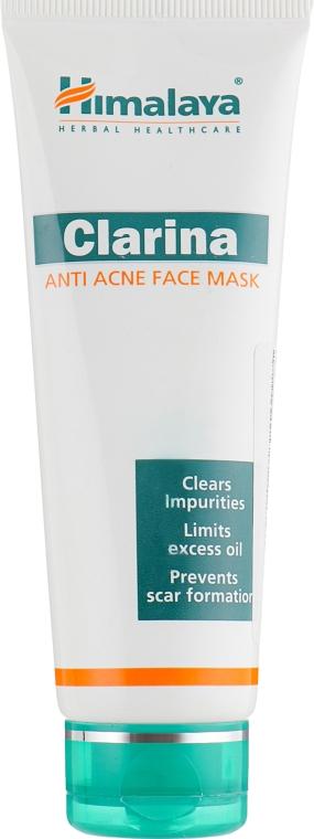 Маска для лица против прыщей - Himalaya Herbals Clarina Anti-Acne Mask