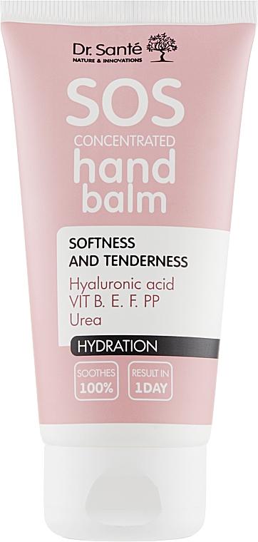 "Бальзам для рук ""Мягкость и нежность"" - Dr. Sante SOS Concentrated Hand Balm Softness And Tenderness"