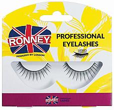 Духи, Парфюмерия, косметика Накладные ресницы, синтетические - Ronney Professional Eyelashes RL00015