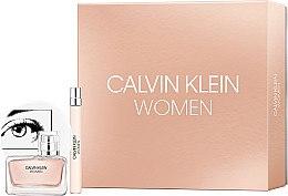 Парфумерія, косметика Calvin Klein Women - Набір (edp/50ml + edp/10ml)