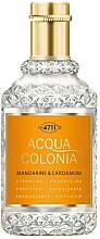 Духи, Парфюмерия, косметика Maurer & Wirtz 4711 Acqua Colonia Mandarine & Cardamom - Одеколон (тестер без крышечки)
