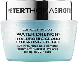 Духи, Парфюмерия, косметика Увлажняющий гель для век - Peter Thomas Roth Water Drench Hyaluronic Cloud Hydrating Eye Gel