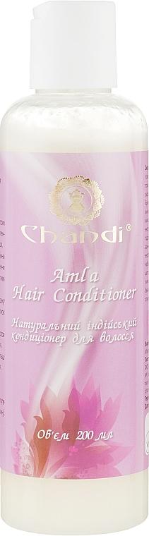 """Натуральный индийский кондиционер """"Амла"""" для ломких и поврежденных волос - Chandi Amla Hair Conditioner"""