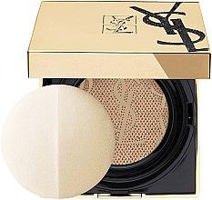 Духи, Парфюмерия, косметика Тональный кушон - Yves Saint Laurent Touche Eclat Cushion Foundation Monogram Edition