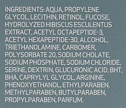Зволожуюча сиворотка проти зморшок - SesDerma Laboratories BTSeS Anti-wrinkle Moisturizing Serum — фото N4