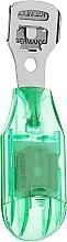 Духи, Парфюмерия, косметика Станок для педикюра в блистере, зеленый 06-0542 - Niegelon Solingen