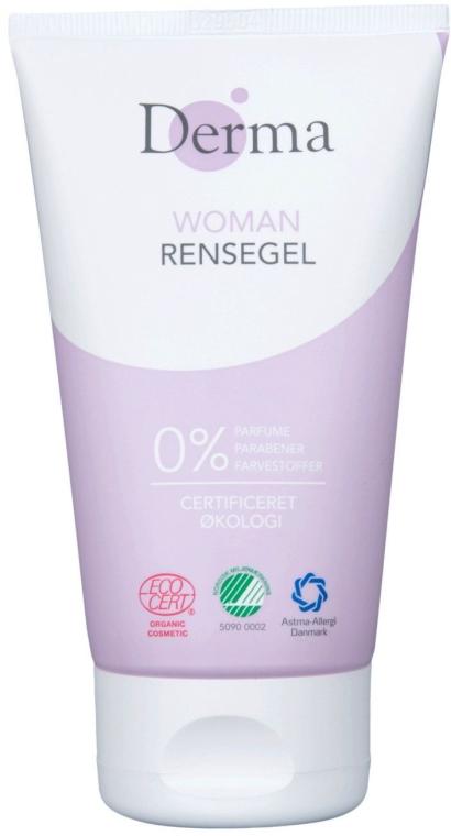 Очищающий гель для лица - Derma Eco Woman Rensegel Cleansing Gel