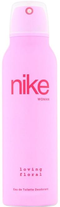Nike Loving Floral Woman - Дезодорант-спрей