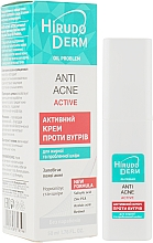Духи, Парфюмерия, косметика Активный крем против угрей - Hirudo Derm Anti-Acne Астіve