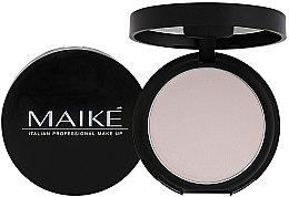 Духи, Парфюмерия, косметика Компактная пудра для лица - Maike' Soft Touch Powder