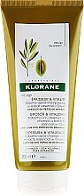 Духи, Парфюмерия, косметика Кондиционер для волос - Klorane Thickness & Vitality Conditioner With Essential Olive Extract