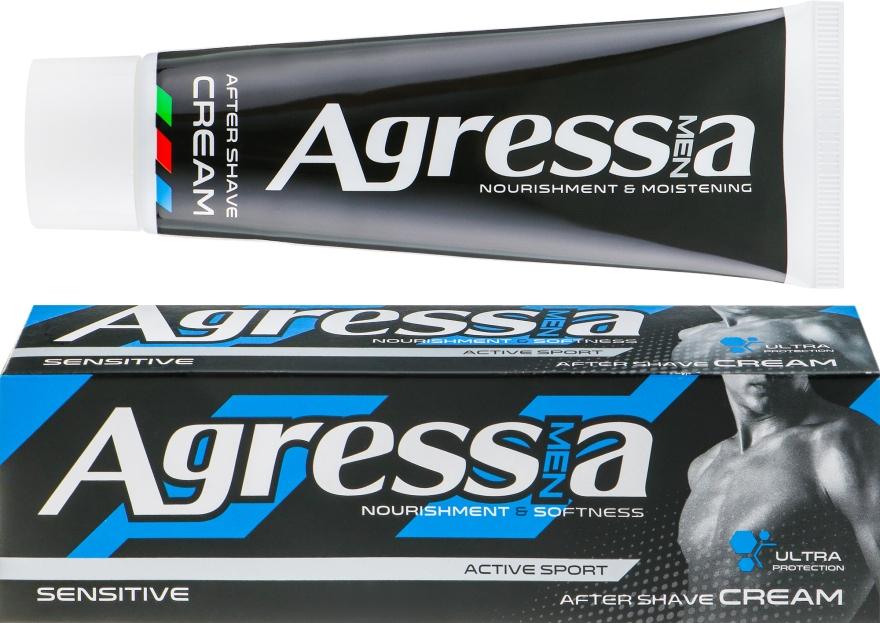 Крем после бритья - Agressia Sensitive Cream