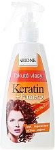 Духи, Парфюмерия, косметика Жидкий спрей для волос - Bione Cosmetics Keratin + Panthenol Liquid Hair