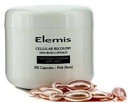 """Духи, Парфюмерия, косметика Капсулы для лица """"Клеточное восстановление. Роза"""" - Elemis Cellular Recovery Skin Bliss Rose"""