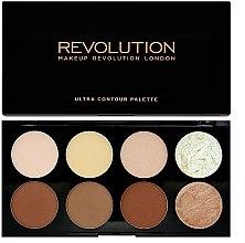 Духи, Парфюмерия, косметика Корректор для лица - Makeup Revolution Ultra Contour Palette