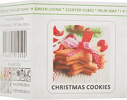 """Духи, Парфюмерия, косметика Аромакубики """"Печенье"""" - Scented Cubes Christmas Cookies Candle"""