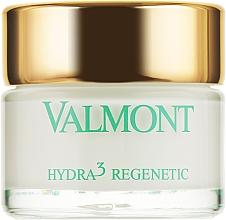Духи, Парфюмерия, косметика Увлажняющий крем для лица - Valmont Hydration Hydra 3 Regenetic Cream