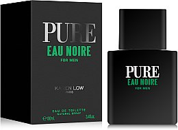 Karen Low Pure Eau Noire - Туалетная вода — фото N1