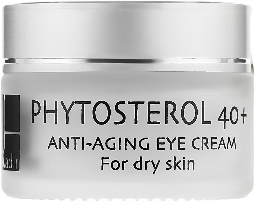 Крем для глаз для сухой кожи - Dr. Kadir Phytosterol 40+ Anti-Aging Eye Cream