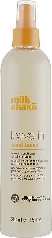 Несмываемый кондиционер для волос в подарок, при покупке двух товаров Milk_Shake