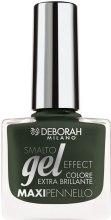 Духи, Парфюмерия, косметика Лак для ногтей - Deborah Gel Effect Nail Enamel