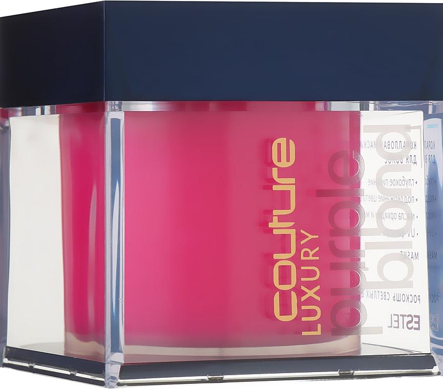 """Коралловая маска для волос """"Роскошь светлых волос"""" - Estel Professional Couture Luxury Blond Purple Haute"""