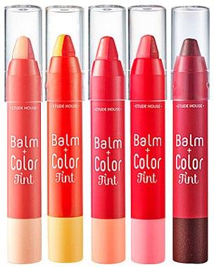 Бальзам-тинт для губ - Etude House Balm & Color Tint — фото N2