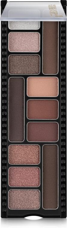 Палетка для макияжа глаз и бровей - DoDo Girl Eyebrow & Eyeshadow