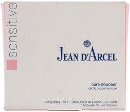Духи, Парфюмерия, косметика Концентрат для чувствительной и куперозной кожи - Jean d'Arcel Cure Douceur