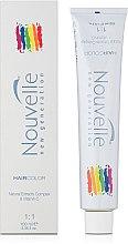 Духи, Парфюмерия, косметика Перманентная крем-краска для волос - Nouvelle Color Effective Hair Color