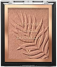 Духи, Парфюмерия, косметика Бронзер для лица - Wet N Wild Color Icon Bronzer