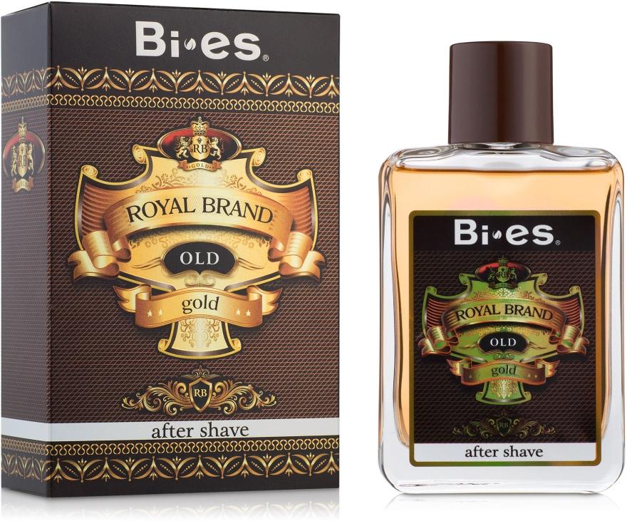 Bi-Es Royal Brand Gold - Лосьон после бритья