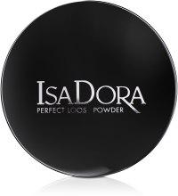 Духи, Парфюмерия, косметика Рассыпчатая пудра для лица - IsaDora Perfect Loose Powder