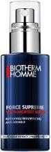 Духи, Парфюмерия, косметика Сыворотка для лица антивозрастная мужская - Biotherm Homme Force Supreme Youth Architect Serum