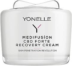 Духи, Парфюмерия, косметика Восстанавливающий крем для лица - Yonelle Medifusion CBD Forte Recovery Cream