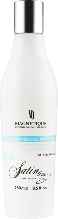 Шампунь для объема волос - Magnetique Satin Line Shampoo Volume Boosting
