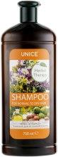 Духи, Парфюмерия, косметика Шампунь для нормальных и сухих волос - Unice Herbal Therapy Shampoo