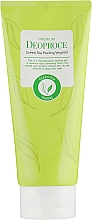 Пилинг-скатка на основе зеленого чая - Deoproce Premium Green Tea Peeling Vegetal — фото N2