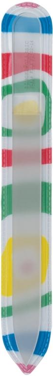 Стеклянная пилка 2-х сторонняя 140мм, FG-02-14 - Zinger