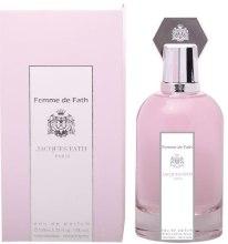 Духи, Парфюмерия, косметика Jacques Fath La Femme de Fath - Парфюмированная вода