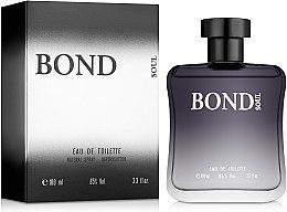 Духи, Парфюмерия, косметика Sterling Parfums Bond Soul - Туалетная вода