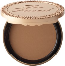 Духи, Парфюмерия, косметика Бронзер - Too Faced Chocolate Soleil Medium/Deep Matte Bronzer