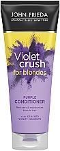 Духи, Парфюмерия, косметика Кондиционер для восстановления и поддержания оттенка осветленных волос - John Frieda Sheer Blonde Colour Renew Conditioner