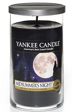 """Ароматическая свеча в стакане """"Сон в летнюю ночь"""" - Yankee Candle Midsummers Night"""