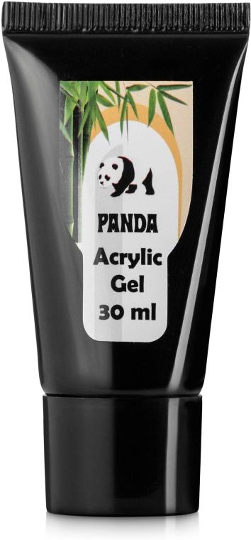 Полигель для ногтей - Panda Acrylic Gel