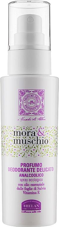 Дезодорант - Helan Mora E Mushio Scented Deodorant