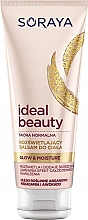 Духи, Парфюмерия, косметика Бальзам для тела - Soraya Ideal Beauty Glow & Moisture Body Balm (мини)